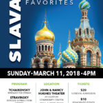 Slava! Russian Favorites