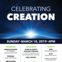 Celebrating Creation Poster
