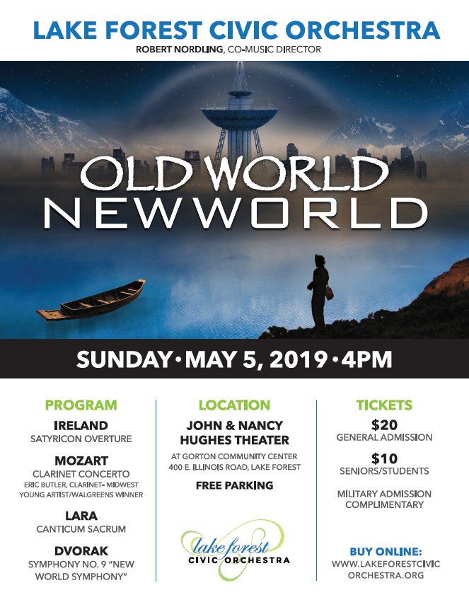 Old World New World Poster